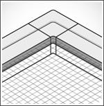 Bild - PVC-Ecken