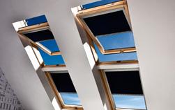 Bild - Dachfensterrollo